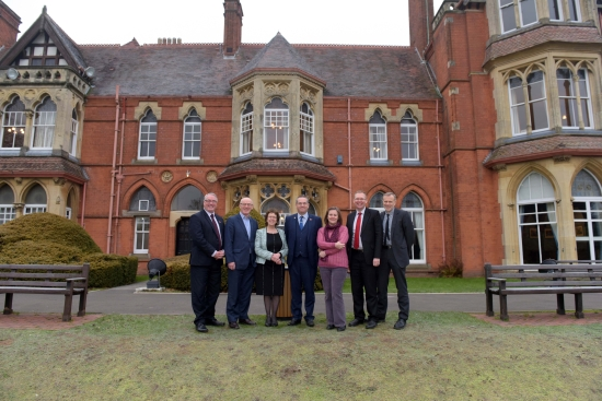 Core City Leaders Meet at Highbury Hall
