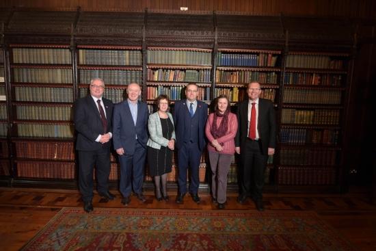 Leaders at Highbury Hall