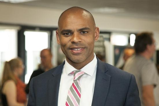 Mayor Marvin Rees