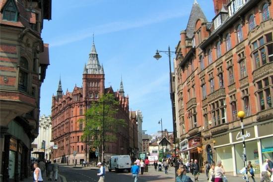 Core Cities Write To Chancellor Philip Hammond